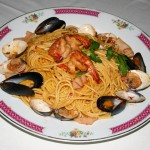 Spaghetti Di Mare Eleonora