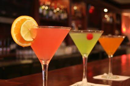Drinks Le Colonne Restaurant